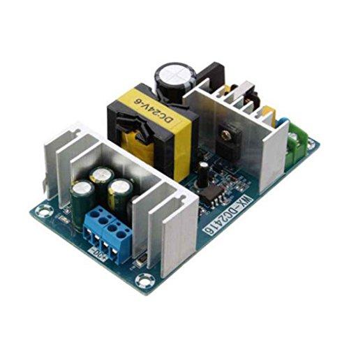fgghfgrtgtg 150W High Power Supply Module AC 100-240V zu DC 24V 6A Schalter Stromversorgungsmodul Industrie-Netzteil Bare Vorstand -
