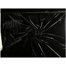 Fabrics-City nero di alta qualità bi-stretch in Tessuto al metro tessuti, 2805