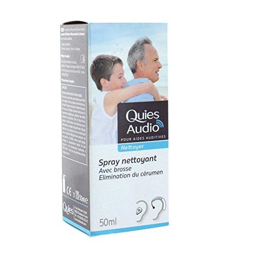 Quies Audio Spray Reiniger 50ml -
