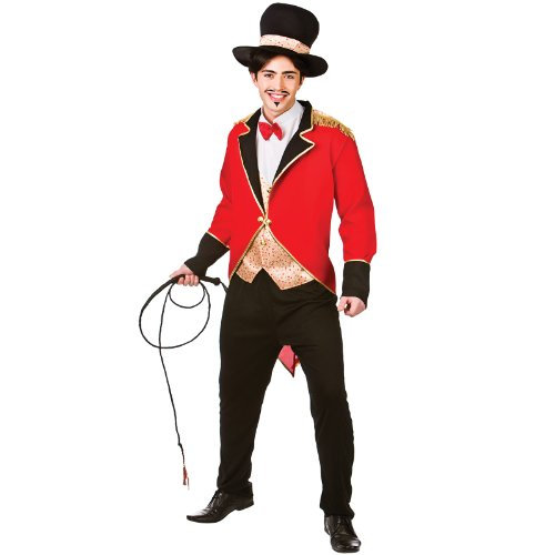 Circus Ringmaster Fancy Dress Stag - Big Top Circus Kostüm