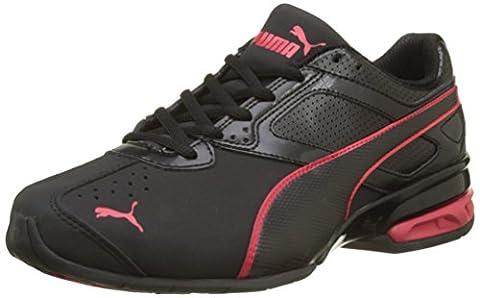Puma Tazon 6, Chaussures Multisport Outdoor Homme, Noir (Black-Toreador), 42 EU