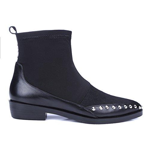 Nine Seven - Stivali da Cowboy donna Black