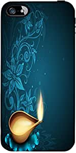 Snoogg Greeting Card For Diwali Celebration In India Designer Case Cover For ...