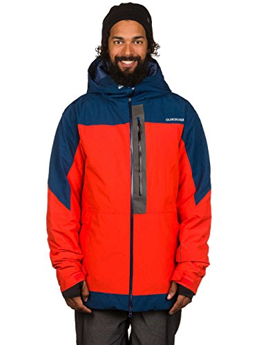 Quiksilver Herren Snowboard Jacke Tension Jacket
