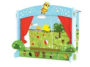 Au Sycomore - MTH32002 - Marionnette - Théâtre de Table Drôles de Petites Bêtes