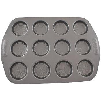 Dexam Non Stick 12 Cup Mince Pie Tart Pan Carbon Steel
