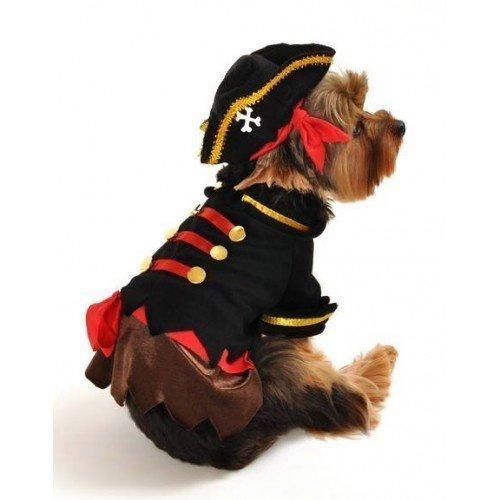 Piraten Matrose Halloween Weihnachtsgeschenk Kostüm Kleid Outfit Kleidung - XS (Einfach Pirat Kostüm)