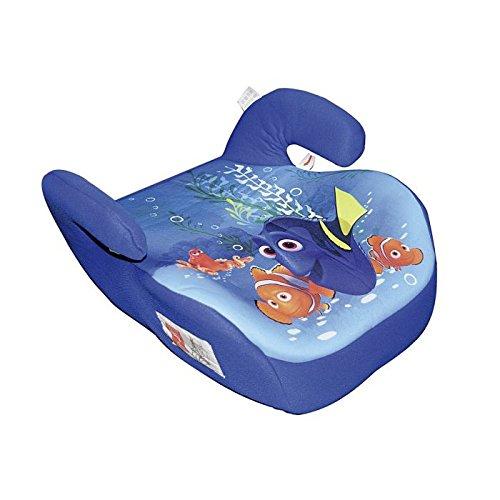 Preisvergleich Produktbild Findet Dorie FN-KFZ-060 Kindersitzerhöhung Bedruckt,  19 x 38 x 38 cm,  Blau