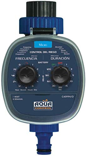 Imagen de Programador de Riego Aqua Control por menos de 20 euros.