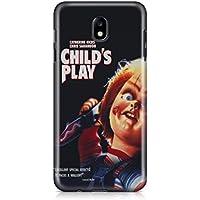 Cover Custodia Protettiva Case La Bambola Assassina Child's Play Horror Film Cult Copertina Chuky Movie per Samsung Galaxy J Series J3 – J5 – J1 2016 – J3 2016 – J5 2016 – J7 2016 – J3 2017 – J5 2017 – J7 2017