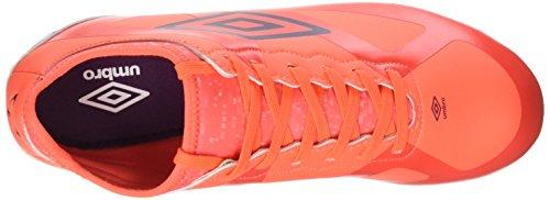 Iii corallo Prima Multicolore Scarpe Velocita Invernale Uomo Fuoco Hg Bianco Fioritura Di Calcio Da Umbro AT5fUtqxwx