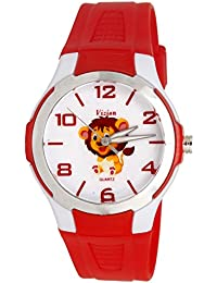 Vizion Analog Multi-Colour Dial (Simba-The Lion King) Cartoon Character Watch for Kids-V-8826-4-1