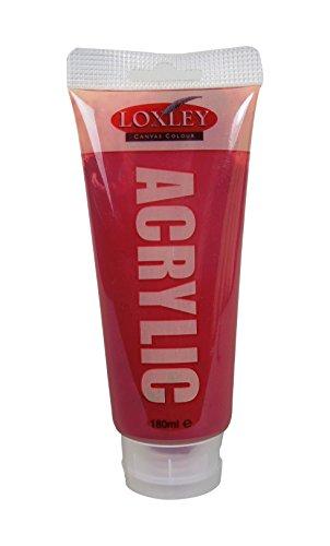 loxley-180-ml-di-vernice-acrilica-medio-per-gli-artisti-magenta-profondo