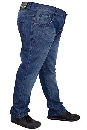 True Face -  Pantaloni  - Uomo Stone Wash