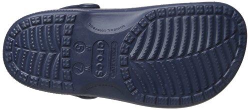 Crocs Crocswinterclg, Sabots Mixte Adulte, Noir Bleu (Navy/charcoal)
