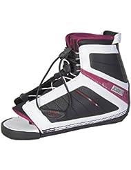 Jobe Flora Slalom de fijaciones de la mujer de la mujer, color rosa, tamaño Size 8/11