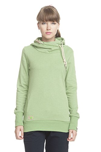 Ragwear Damen Oberteile / Pullover Beat B Organic Green