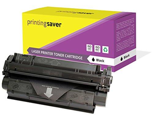 Printing Saver C7115A 15A SCHWARZ (1) Toner kompatibel für HP Laserjet 1000, 1005, 1200, 1220, 3080, 3300, 3310, 3320, 3330, 3380 (Hp Laserjet 3330)