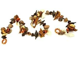 Guirlande lumineuse colorée idéale africaine env. 1 m-motif décoratif