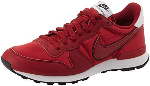 pretty nice cff2e 3360d Nike W Internationalist Heat, Zapatillas de Gimnasia para Mujer, Rojo Red  Crush White