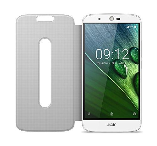 Acer Liquid Zest Plus LTE Dual Micro-SIM Smartphone (14 cm (5,5 Zoll) Display, 16GB Speicher, Android 6.0) weiß - 13
