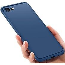 custodia iphone 8 blu