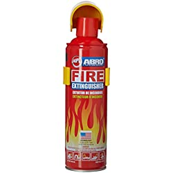 Abro FE-911 Fire Extinguisher (400 ml)