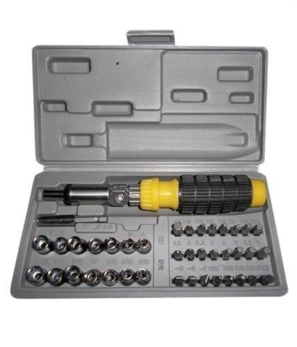 41 In 1 Pcs Tool Kit & Screwdriver and Socket Set