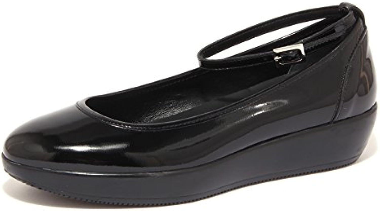 2627G ballerina HOGAN H186 CINTURINO nero scarpa scarpa scarpa donna scarpe donna   Credibile Prestazioni  d74147
