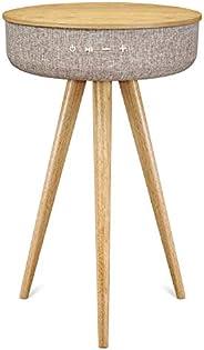 Victrola Holz Couchtisch Bluetooth Lautsprecher - Grau