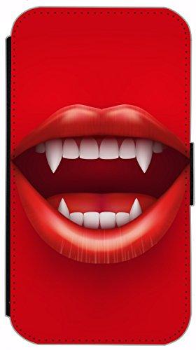 Flip Cover für Apple iPhone 4 / 4s Design 394 Eifelturm Paris Frankreich bei Nacht Blau Gelb Hülle aus Kunst-Leder Handytasche Etui Schutzhülle Case Wallet Buchflip (394) 417