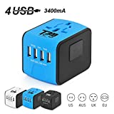 Best International Travel Adapters - T3MCO International Travel Adaptor, 3 USB Ports + Review