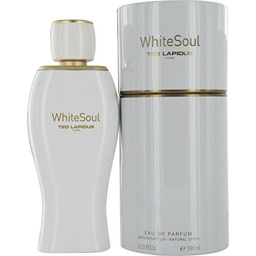 Preisvergleich Produktbild Ted Lapidus White Soul Eau de Parfum 100ml Spray