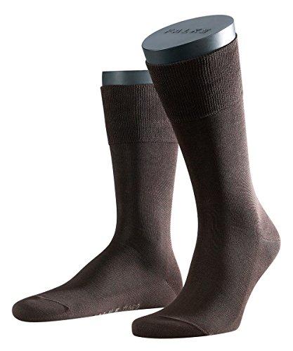 3 Paar Falke Herren Socken 14662 Tiago SO Business Strumpf, Farbe:Brown 5930;Socken & Strümpfe:45-46 (Herren-socken Drei)