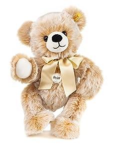 Steiff 013515 Bobby - Oso de Peluche articulado (40 cm), Color marrón