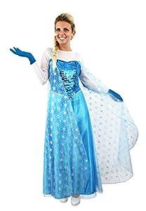 I Love Fancy Dress ilfd4552X L, Ice Queen Disfraces (XL)