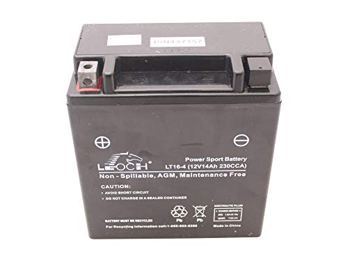 Batterie 12V 14Ah passend Husqvarna TC342T 960510148 Rasentraktor