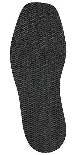 "Preisvergleich Produktbild Langlauf® Schuhreparatur Kompaktgummi Langsohle Schuhsohle ""Welle"