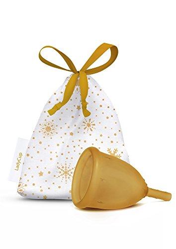 LadyCup Gold S(mall) Menstruationstasse klein