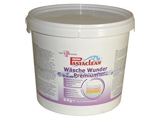 Pastaclean Wäsche Wunder Premium 6 Kg