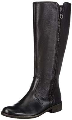 Gabor Shoes Gabor Comfort 72.798.57, Damen Stiefel, Schwarz (schw(Micro/S.hell)), EU 44 (UK 9.5) (US 12)