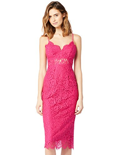 TRUTH & FABLE Damen Midi-Spitzenkleid, 75,00 €