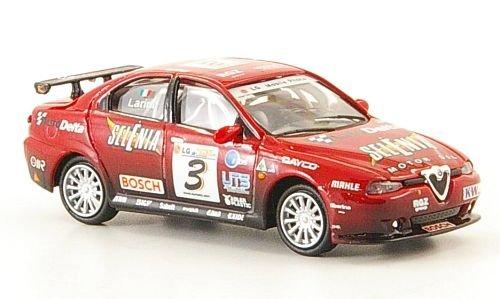 Preisvergleich Produktbild Alfa Romeo 156 GTA, No.3, Selenia, 2003, Modellauto, Fertigmodell, Ricko 1:87