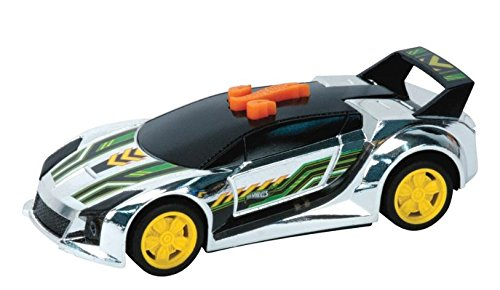 Hot Wheels coches con luz y sonidos Edge Glow Cruisers Quick