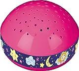 Spiegelburg Prinzessin Lillifee Nachtlicht Sternenhimmel 4 Leuchtmodi