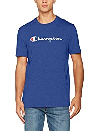 Champion Crewneck T-Shirt-Institutionals, Homme 0e0d087eea3d
