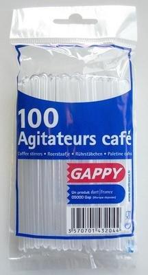 Dart France - Agitateurs en plastique