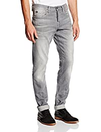 Scotch & Soda 99119985096 Ralston - Stone And Sand - Jeans - Slim - Homme