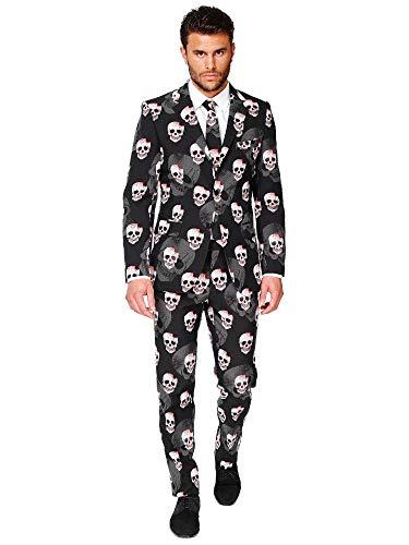 Pantaloni e Cravatta Completo Giacca opposuits Abito con Colori e Stampe Divertenti