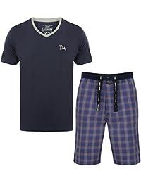Tokyo Laundry - Ensemble de pyjama - Homme bleu bleu Small